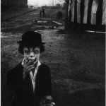 Circus Clown having a smoke break, 1958 http://t.co/oXzyFuLpws