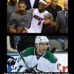 NBA vs NHL http://t.co/r7Hx08EEvq