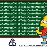 RT @MirandaSa_: RT @Cros_rs: #TodosContraMarcoCivil http://t.co/ewowhWZZWT