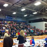 Great crowd for 8th grade night at CHS! Look forward to you joining the Indian family! #chsproud #futureindians http://t.co/KKlVHSKIVB