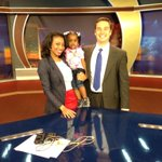 ZaDariah steals the show @fcn2go @ 7 abc25 #jacksonville @LewTurner agrees to pay her $4 ticket… http://t.co/WceTJhXq42