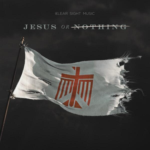 ALBUM COVER REVEAL! Excited to announce: New album dropping April 29th! Stay posted for more details. #JesusOrNothing http://t.co/fhEFKm6l6K