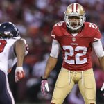 RT @49ers: #49ers have released CB Carlos Rogers. STORY: http://t.co/kr45NLH14v http://t.co/jPseQGCOQK