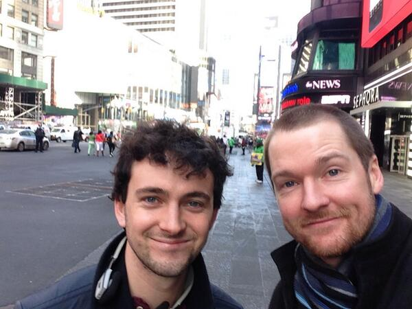 I go across the other side of the world & still manage to bump into @gblagden http://t.co/VP3LlTJ92m