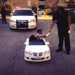 Ahead on @FCN2go @ 7 meet this 2 yr old ticketed while riding in her power wheels #jacksonville #JSO http://t.co/bAvoj8WoAR