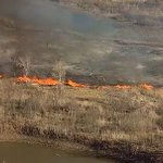 Fire departments in #Denton Co fighting grass fire in Trophy Club area Video: http://t.co/oZERg9Xuli @cbsdfw http://t.co/BxdD2ZL5WM