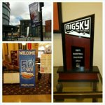 RT @BigSkyConf: Excited to have the #BigSkyMBB teams arrive in Ogden, Utah tonight. Practices start tomorrow morning. http://t.co/sdwbK76rHK