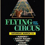 RT @WOTNightlife: This Saturday @sankeysnyc ! #FlyingCircus #NYC #Sankeys #weownthenightent http://t.co/IgMS4iEOzc