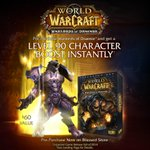 Prepare to face the #Warlords of Draenor! Pre-purchase a copy & boost a character to 90 today: http://t.co/k49T7rLdJd http://t.co/IOaNfNv1Gd