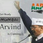 RT @Vote4AAP: Soon @ArvindKejriwal will be in Mumbai, dont forget to join this movement and be a part of it. #KejriwalInMumbai http://t.co/dfnteUWBB0