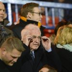 Heres one of the pics - Sir Jack at the #Wolves game last night #wwfc @tom_doyle_wwfc http://t.co/kdxUBhUy9O