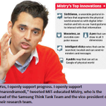 RT @dreamthatworks: Famous Gujarat-born techie Pranav Mistry endorses @narendramodi For PM ----Thats Why ---> #OnlyNaMO http://t.co/Kp4omJevX7