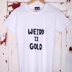Its Weird is Gold Wednesday! We salute you weirdos! #weird #wednesday #sheffieldissuper http://t.co/wlpvNSAF42 http://t.co/3CU87eqxSX