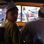 #KejriwalInMumbai : Couldnt find a single Rickshaw wallah without an AAP cap at the airport today http://t.co/1hZTugtaGk""""