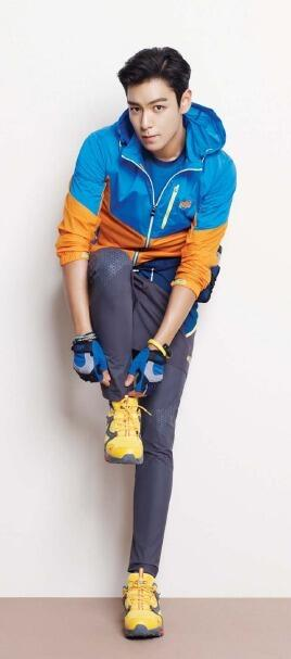 [PHOTO] #TOP for Millet 2014 S/S #17 http://t.co/DILIfISt2n