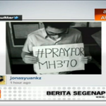 RT @501Awani: #PrayForMH370 United in Prayer for MH370 [VIDEO] http://t.co/drKfgRcN5e http://t.co/fAitvNK2mG