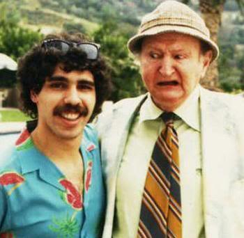 @sternshow love this pic of Grandpa Al Lewis with @robertAbooey #bababooey http://t.co/vUFpgTBvxr