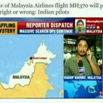 see where India media puts Kuala Lumpur in maps. HAHAHA #PrayForMH370 http://t.co/aTwTppZITy