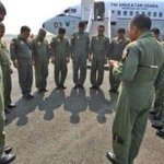 RT @KiluanDolphin: Bangga! INDONESIAN Air Force praying be4 going out to search the missing MALAYSIA airline #MH370 via @RoomeeTimes http://t.co/PVjx5TywhD