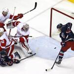 What a B-E-A-U-tiful goal! Gotta love getting a W over the Red Wings.. Congrats #CBJ on last nights 4-1 victory! http://t.co/OSQFd5Og88
