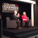 Our CEO George Barrett talking with @Kristyn10TV at @columbuschambers #CCCEOInsights http://t.co/ZrqY4OcJlQ