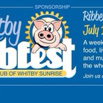 Forget this snow! Were ready sun, beers, bands and RIBS! #whitbyribfest #Whitby #ribfest #BBQ #ribs #BringOnSpring http://t.co/6ax2E01wqo