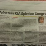 So its fine if NSA spies on us plebs but when CIA spies on congress @SenFeinstein is like, no you didnt! #hypocrisy http://t.co/BSvCQfS69K