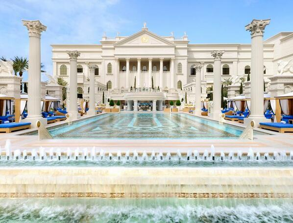 A beautiful day at @CaesarsPalace! When the night comes, join us inside this wknd at @PureLasVegas! #Pac12AfterParty http://t.co/pSGBkDPlAK