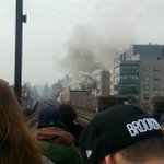 RT @obiokere: Huge explosion uptown new york city near metro north train tracks close to 116th..#developing http://t.co/uNZaFsRSKa