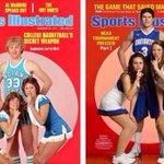 This weeks SI cover features Creightons Doug McDermott in a tribute to Larry Birds 1977 cover. http://t.co/wgNApKvaky