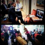 RT @AliffClon: LOL OBAMA watching BOMOH http://t.co/rBhkEygoLs