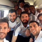 #selfie by @RMBaloncesto go to #Munich @TheEllenShow 😉 http://t.co/h6PVmOzktn