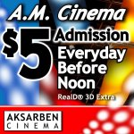 Did you know we have $5 movies everyday of the week?? #Omaha #BestOfOmaha http://t.co/xjA09dIfkG
