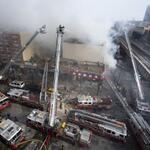 UPDATE: At least 16 injured in N.Y. building collapse http://t.co/m5KIxCUmVI http://t.co/XUcvueVtxj