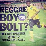 RT @itspixelperfect: Bolt wants to play for the Reggae Boys. Do you think he can make the team? http://t.co/jX1oJ5vtj5