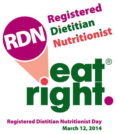 Very happy #RDNday to all the food and #nutrition experts making a difference in the world! #NNM #eatright    http://t.co/x24w9eqWks