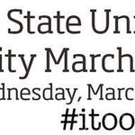 RT @ecmoise: @OSU_Education @CPHHS @INTO_OSU @OSUEquity #Solidarity March today at 1:00pm. Starts @pridecenter. #iTooAmOSU http://t.co/mC1HHbaIVY