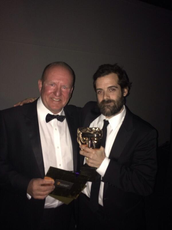 And the @BAFTA winner for Best British Game is of course GTA5. Honoured to award it to Sam Houser. #BAFTAGames http://t.co/0D9rFrdDfV
