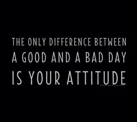 Like! RT @TranslationLady: A3: Everyone needs a positive can do attitude. Attitude is infectious. #TChat http://t.co/9pYJYUn34S