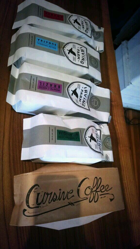 Look what snuck its way onto the cupping table... http://t.co/IOqsSVWIdR