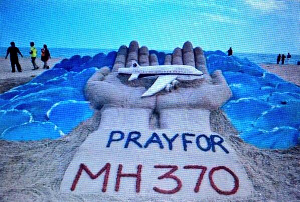 #PrayForMH370 photo by Asit Kumar via http://t.co/PZ2EZ4Fc2H http://t.co/R81BDtEoeB