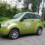 RT @ZoomCarIndia: Go green with Zoom. We just added 3 more REVA E20s in Bangalore! http://t.co/OQCERcjNlz @anandmahindra @MahindraReva http…