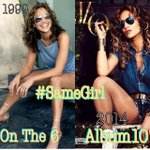 RT @JV3GA90: @JLo 15 years later in the Music Business and still the #SameGirl #Album10 #ILuhYahPapi http://t.co/1na9N28Lha