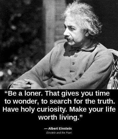 Be a loner: http://t.co/MWOOL3mgwC