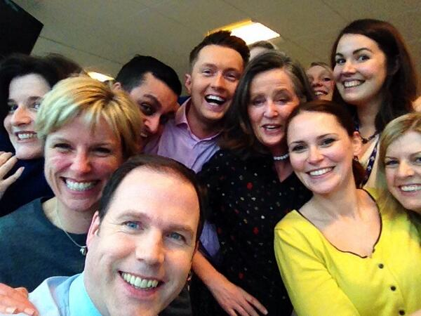 Selfie @STVNews style. Beat that!  #officeselfie http://t.co/p95GWsXNkR