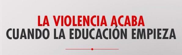 """Valeria Marín (@ValMarinR): """"@NVPMexico: Este día presentamos una campaña muy importante, ojalá escuchen y vean todos nuestro mensaje. http://t.co/mS2BaaBzls"""""""