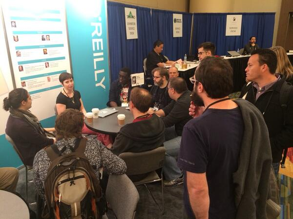 Suzaxtell sro for @susanemcg s fluentconf office hour in the expo