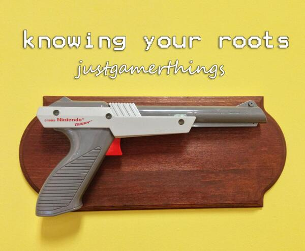 GameStop (@GameStop): Knowing your roots #JustGamerThings http://t.co/lrrkeMaHXq