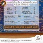 APROVECHA DESCUENTOS CON TU TARJETA U! ciudaddemendoza #TarjetaU #Mendoza #CiudadUniversitaria http://t.co/6MDNFDJKqJ rt p/difundir!