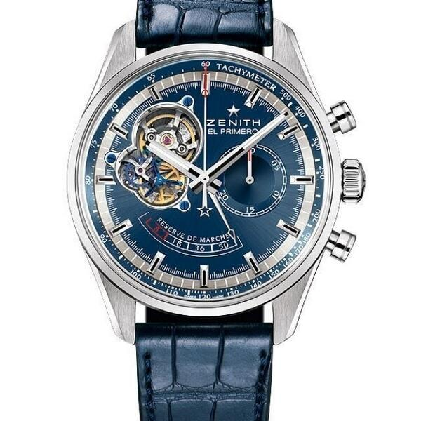 """This is one amazing watch tale. The new #ZenithWatch """"El Primero Chronomaster Tribute to Charles Vermo... http://t.co/MNcA0Mih3O"""
